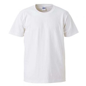 United Athle 4252-01 Heavy Weight Adult Cotton T-shirt