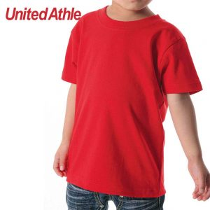 United Athle 5001-02 5.6oz Kids Cotton T-shirt