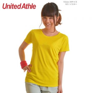 United Athle 5088-01 4.7oz Dry silky touch T-shirt