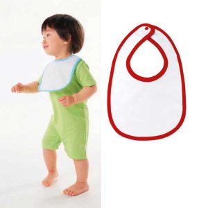 United Athle 5147-02 5.6oz Baby Bib