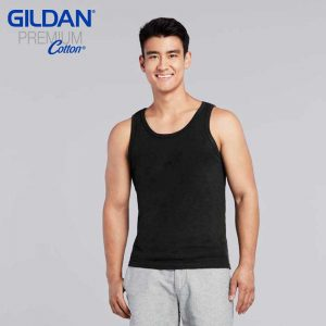 Gildan 76200 5.3oz Premium Cotton 成人背心
