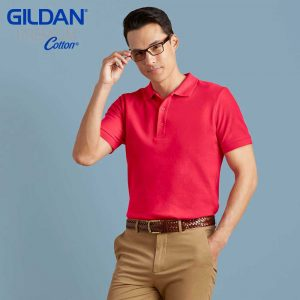 Gildan 83800 6.3oz Adult Ring Spun DP Sport Shirt