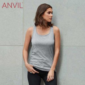 ANVIL 882L 4.5oz Ladies Lightweight Tank Top