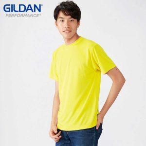 Gildan 4BI00 4.6oz Performance 成人運動 T 恤