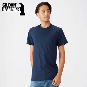 Gildan HA30 6.1oz Hammer Adult Pocket T-Shirt