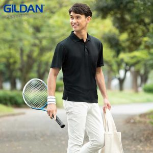 Gildan P4BI00 Adult Performance 4.6oz Mesh Sport Shirt
