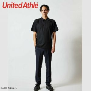 United Athle 2020-01 Dry-Fit Polo Shirt